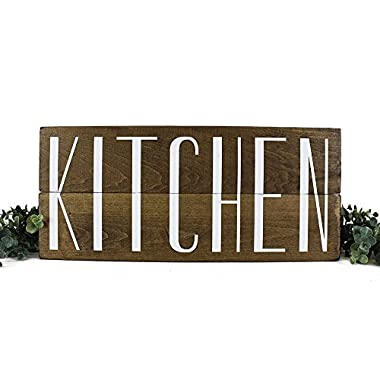 Sincerely Sunshine Farmhouse kitchen decor sign