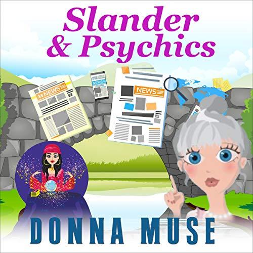 Slander & Psychics cover art