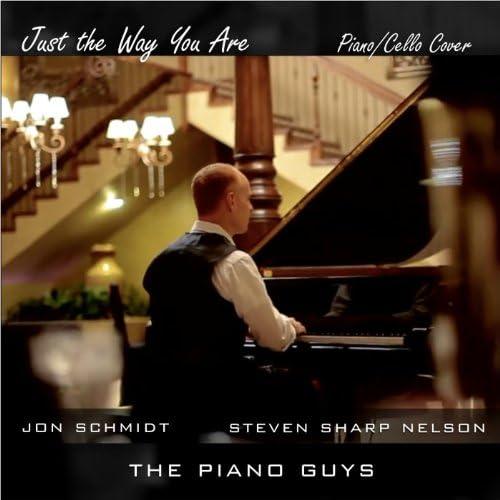 Jon Schmidt, Steven Sharp Nelson & The Piano Guys