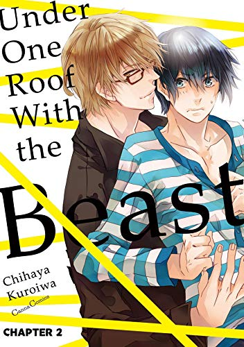 Under One Roof With the Beast (Yaoi Manga) #2 (English Edition)
