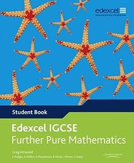 Edexcel International GCSE Further Pure Mathematics Student Book