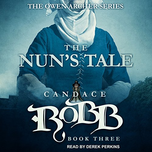 The Nun's Tale Audiobook By Candace Robb cover art