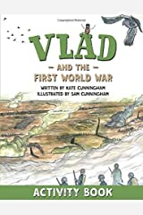 Vlad and the First World War Activity Book (A Flea in History) Paperback
