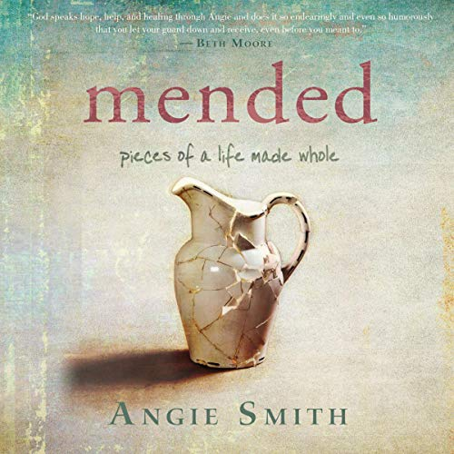 Mended Audiobook By Angie Smith cover art