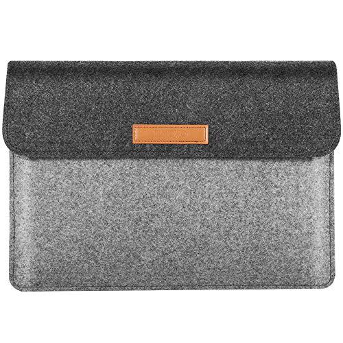 TiMOVO 13 Inch Hülle Kompatibel mit iPad Pro 12.9 2020/2021, MacBook Air 13 Inch, MacBook Pro 13