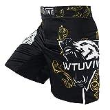 WTUVIVE MMA-Shorts für Herren