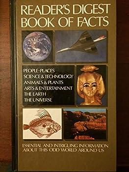 Paperback Book Of Facts Rev (Reader's Digest General Books) Book