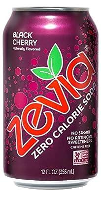 Zevia Naturally Sweetened Drinks