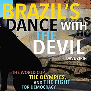 Brazil's Dance with the Devil cover art