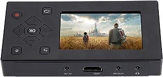 Bewinner Audio and Video Recorder, 3inch TFT Screen AV Recorder with Speaker, Mini USB2.0 VCR/DVD Video Capture Recorder, ...