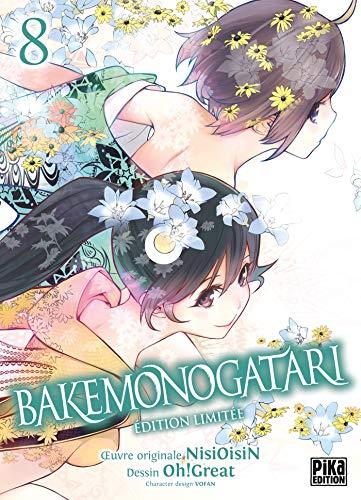 Bakemonogatari Edition limitée Tome 8