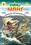 Homer's Odyssey - Graphic Novel: Saved by the Phaeacians - Colored Edition (English Edition)