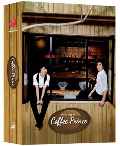 The 1st Shop of Coffee Prince-Intégrale Série TV