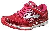 Brooks Transcend 5, Chaussures de Running Femme, Multicolore Pink/Silver 699, 40 EU