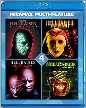 Hellraiser: Bloodline / Hellraiser: Inferno / Hellraiser: Hellseeker / Hellraiser: Hellworld