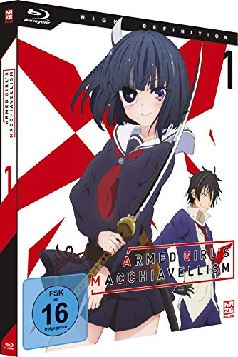 Armed Girl's Machiavellism - Vol.1 - [Blu-ray]
