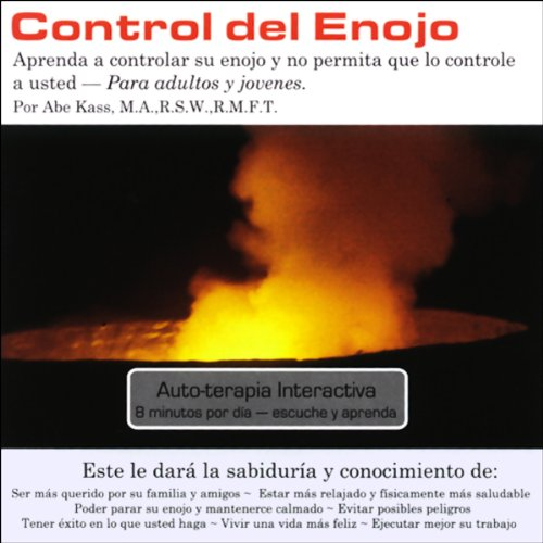 Control del Enojo audiobook cover art