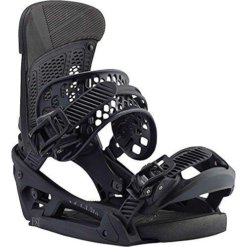 Burton Malavita Est Snowboard Bindung–Herren, Herren, schwarz