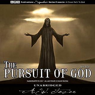 The Pursuit of God Titelbild