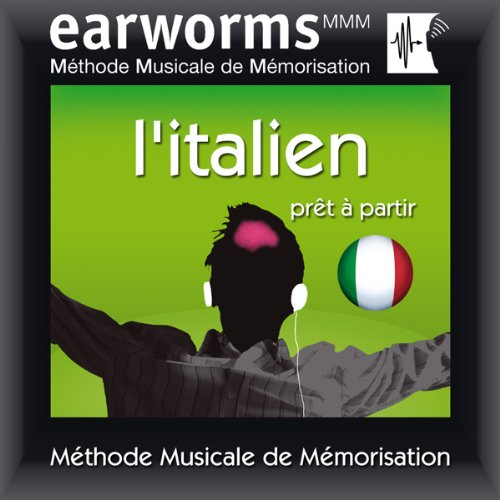 Earworms MMM - l'Italien audiobook cover art