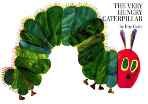 ING0399208534 - VERY HUNGRY CATERPILLAR HC