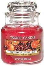YANKEE CANDLE jar small Mandarin Cranberry YSMMC
