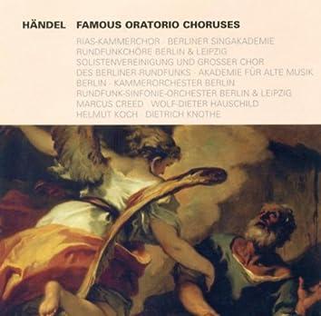 HANDEL, G.F.: Oratorio Highlights - Judas Maccabaeus / Hercules / Jephtha / Messiah / Belshazzar / Semele