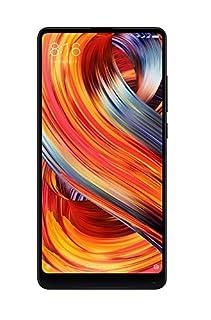 "Xiaomi Mi Mix 2 - Smartphone libre de 5.99"" (4G, WiFi, Bluetooth 5.0, NFC, 835 2.45 GHz, memoria interna de 64 GB, RAM de 6 GB, cámara de 12 MP, Android MIUI, Dual SIM, versión española) negro (B076VLN14J)   Amazon price tracker / tracking, Amazon price history charts, Amazon price watches, Amazon price drop alerts"