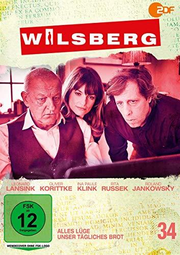 Wilsberg 34 - Alles Lüge / Unser tägliches Brot