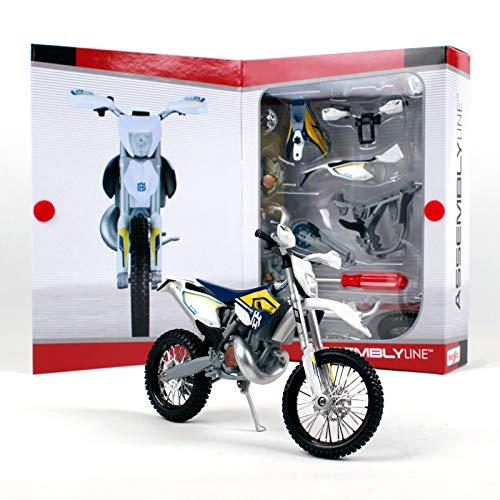 マイスト 1/12 ハスクバーナ FE 501 組み立て キット Maisto 1/12 Husqvarna FE 501 オートバイ Motorcycle バイク Bike Model ロードバイク