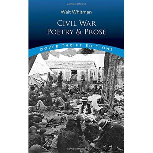 Walt Whitman Civil War Poems 5