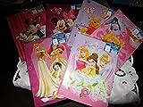Set de correspondencia Disney elegir (Princesas o Winnie the Pooh o Campanilla o Minnie Mickey)