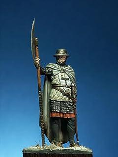 1/32 54Mm Starożytny Wojownik Krzyżacki 54Mm Historyczny Model Figurki Z Żywicy Miniaturowy Zestaw Unassambled Niepomalowany