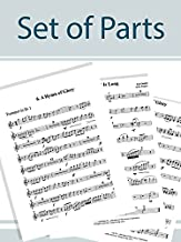 Amazing Love! - Set of Parts: Recalling Christ's Sacrifice (Cantata/Sacred Musical, Instrumental Parts, Full Orchestra)