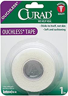 featured product Medline CUR08801Z Curad Ouchless Tape, 1x2.3YD (Box of 1)
