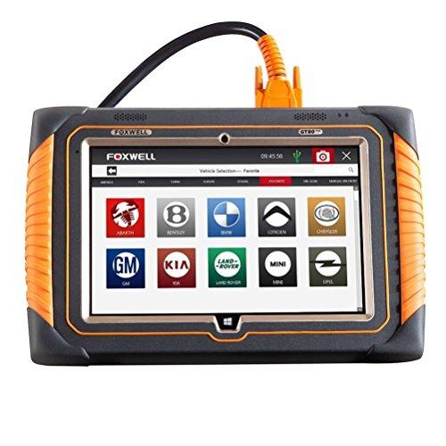 autool Foxwell GT80Plus OBD2Diagnostic Analysis System Auto Code Scanner Diagnostic Plattform Automotive Service Tool mit WiFi
