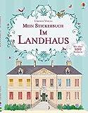 Mein Stickerbuch: Im Landhaus