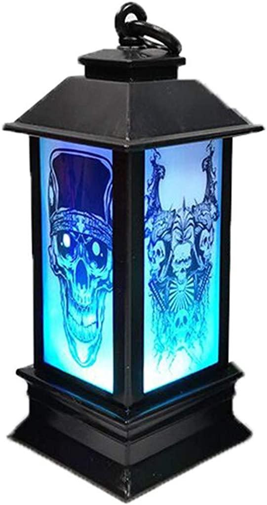 Simayixxch Halloween Las Vegas Mall Max 52% OFF Atmosphere Decorative Props Glowing Plastic