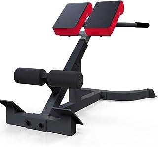Sponsored Ad - XLMCXY Bench Roman Chair Back Hyperextension - Adjustable 45 Degree Back Machine Strength Training Back Mac...