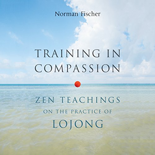 Training in Compassion audiobook cover art