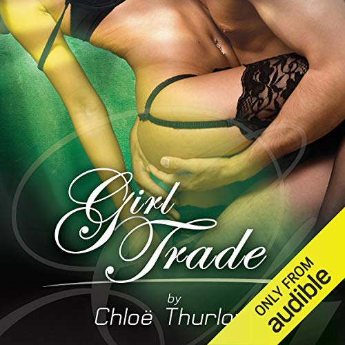 Girl Trade audiobook cover art
