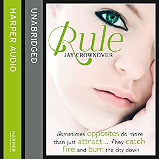Rule     The Marked Men, Book 1              By:                                                                                                                                 Jay Crownover                               Narrated by:                                                                                                                                 Sophie Eastlake,                                                                                        Michael Rahhal                      Length: 10 hrs and 18 mins     55 ratings     Overall 4.6