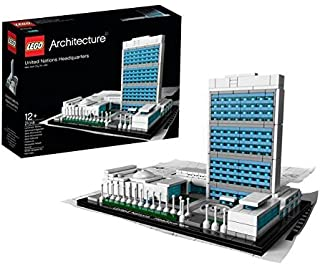LEGO Architecture 21018: United Nations Headquarters by LEGO