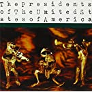 Presidents of Usa+Live CD