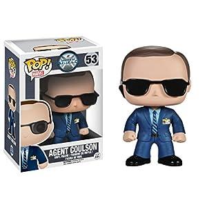 Funko Pop Agente Coulson (Agents of S.H.I.E.L.D. 53) Funko Pop Agents of S.H.I.E.L.D.