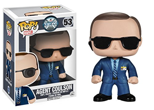 Funko Pop Agente Coulson (Agents of S.H.I.E.L.D. 53) Funko Pop Agents of S.H.I.E.L.D.