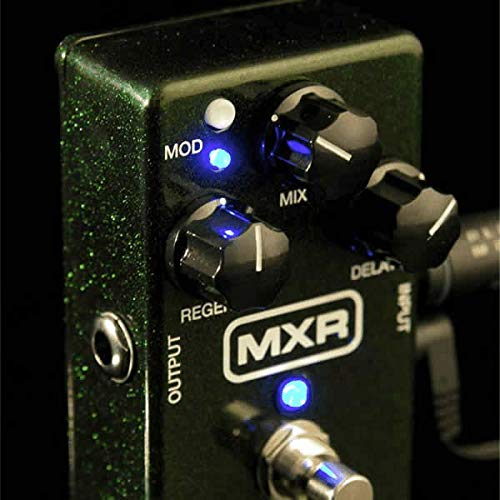 MXR Carbon Copy Analog Delay Guitar Effects Pedal (M169)