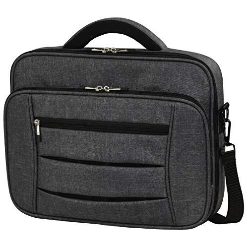 Hama Notebooktasche Business, bis 40 cm (15,6 Zoll), grau