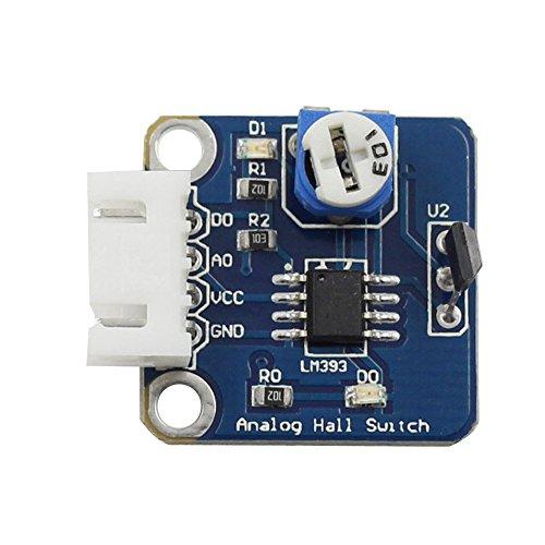 SunFounder Analog Hall Switch Sensor Module for Arduino and Raspberry Pi