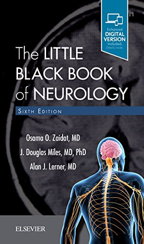Compare Textbook Prices for The Little Black Book of Neurology: Mobile Medicine Series 6 Edition ISBN 9780323529792 by Zaidat MD, Osama O.,Lerner MD, Alan J.,Miles MD  PhD, J.Douglas